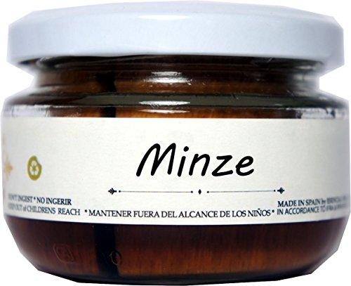 Aromatherapie Duftglas Raumerfrischer Glas Duft Minze
