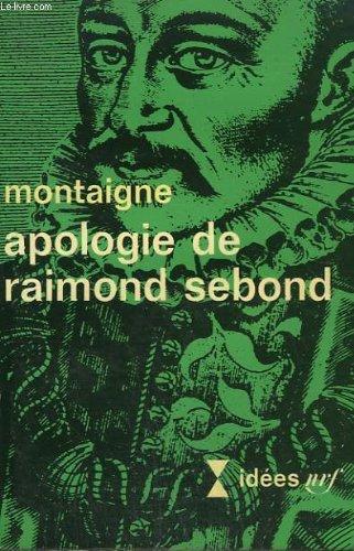 Apologie de Raimond Sebond