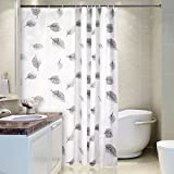 Duschvorhang, Dicker wasserdicht Schimmel abschneiden PEVA Material Duschvorhänge 180 x 200 cm, 200 x 200 cm, 240 x 200 cm ( größe : 200*200cm )