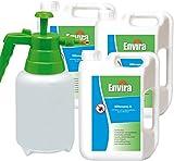 ENVIRA Anti-Milben 3x2Ltr+Sprüher