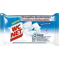 Wc net lingettes desinfectantes x30 Prix Unitaire - Livraison Gratuit Sous 3 Jours