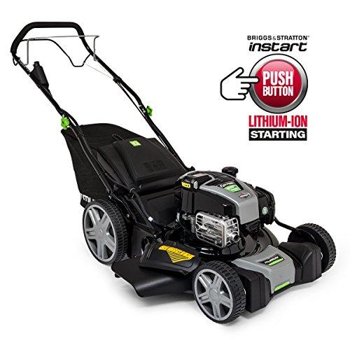 Murray EQ675iS Tondeuse à gazon rotative tractée à essence/coupe rotatif de 53cm