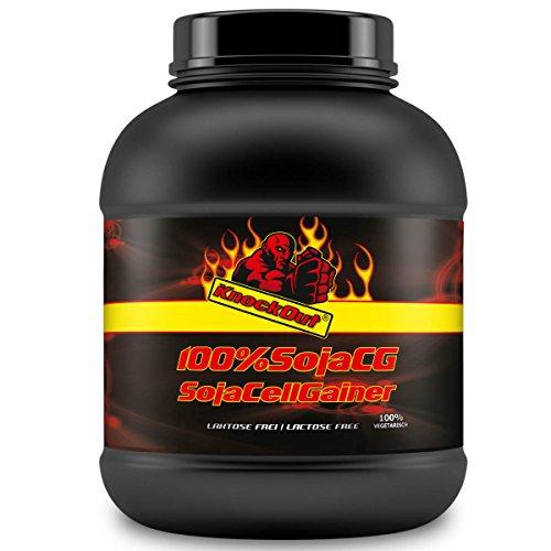 100%SojaCG - Soja CellGainer - Proteine senza lattosio, 1kg cioccolata