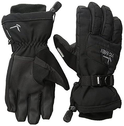 Kombi Damen Storm Cuff II Handschuhe, damen, schwarz