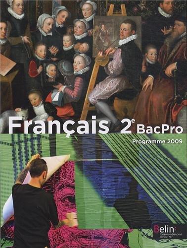 Francais 2e bac pro