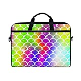 Best Apple MAGIC All In One Computers - Ahomy 14-15.4 Inch Laptop Bag, Fish Scale Magic Review