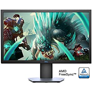 Dell-TN-Anti-Glare-LED-backlit-LCD-Gaming-Monitor-Black