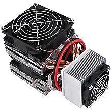 Módulo de Enfriador de Semiconductor Eléctrico Termoeléctrico Refrigerador con Ventilador Sistema de Refrigeración ...