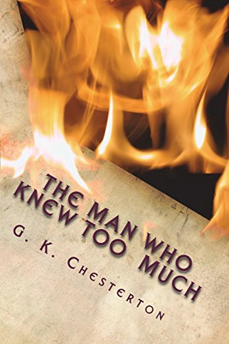 The Man Who Knew Too Much por G. K. Chesterton