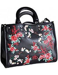 RB Borsa Donna Shopping Faris Floreale RBBS2LV01N NE