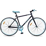 Hero Sprint Gleam 27T Single Speed Cycle (Blue)