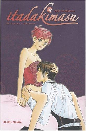 Itadakimasu Vol.3 par YOSHIHARA Yuki