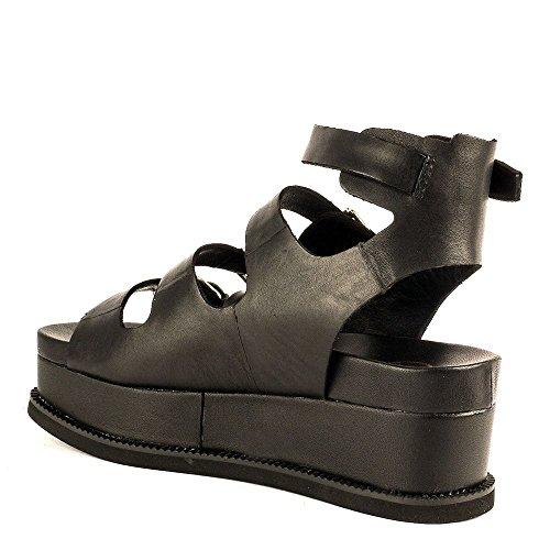 Ash Vantage Sandales Noir Femmr Noir
