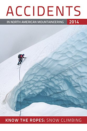 Accidents in North American Mountaineering 2014