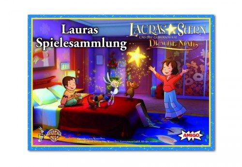 Amigo 9380 - Lauras Spielesammlung
