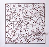 Goyal India Iron Wall Décor with Pati...