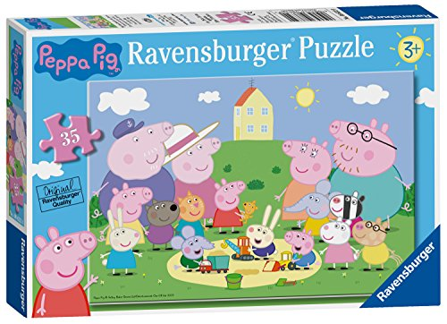 Ravensburger 08632 - Madeline`s Picknick - 35 Teile Puzzle