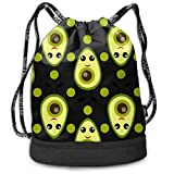 Best Emoji bookbags For Girls - fgregtrg Cute Kawaii Adorable Emoji ort Gym Sack Review