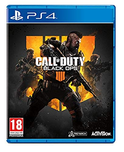Tarjeta de llamada Call of Duty Black Ops IIII + - [Exclusivo de Amazon] - PlayStation 4
