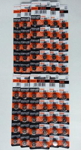 Maxell 100 piles Hexbug-compatible