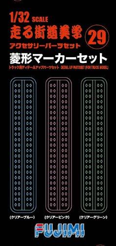 1/32 esthétique Road Series No.29 marqueur de diamants fixés