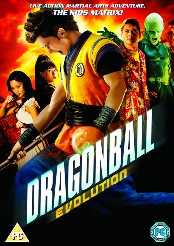 Dragonball Evolution [DVD] by Justin Chatwin
