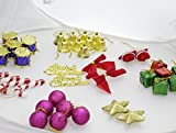 China 37pcs Mix (v9) Christmas Combo Tree Hanging Ornament Party Xmas Decoration