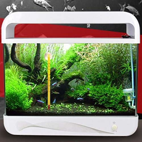 Phenovo Reptile Temperature Gauge Aquarium Fish Tank Submersible Glass thermometer  available at amazon for Rs.130