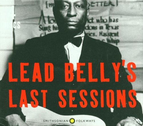 Lead Belly's Last Sessions - 96 Tracks (4CD) Test
