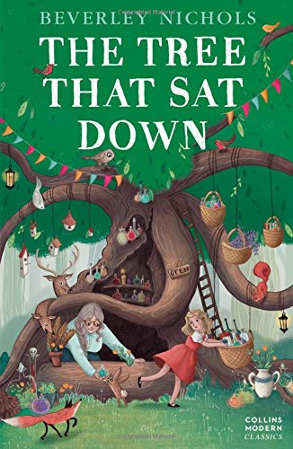 The Tree That Sat Down (The Magic Woodland Trilogy, #1)