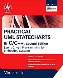 [Practical UML Statecharts in C/C++: Event-Driven Programming for Embedded Systems] (By: Miro Samek) [published: December, 2008]