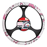 Best Steering Wheel Covers - Carpoint 2510021 'Pink Flower' Steering Wheel Cover Review