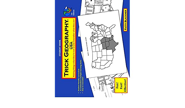Buy Trick Geography: Usa--Student Book: Making Things What