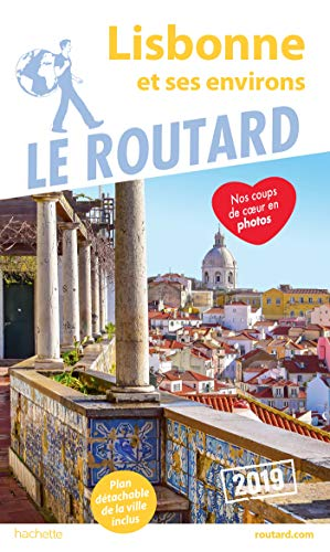 Guide du Routard Lisbonne 2019