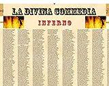 Manifesto Divina Commedia