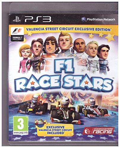 F1 Race Stars - Valencia Street Circuit Edition [ps3]