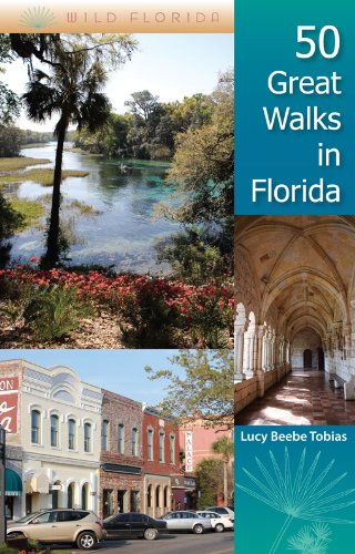 50 Great Walks in Florida (Wild Florida) (English Edition)