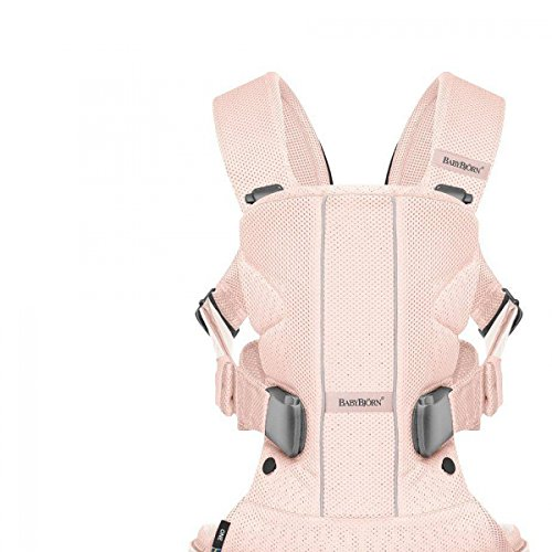 baby-bjorn-one-carrier-pink-mesh