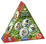 Ravensburger 3D Puzzle 11678 Christmas Puzzle Ball Set