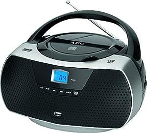 AEG SR 4362Radio stéréo CD, MP3, USB, AUX-IN)
