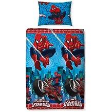 Original Marvel Comics Spider-Man Ultimate Ropa de cama 135x200