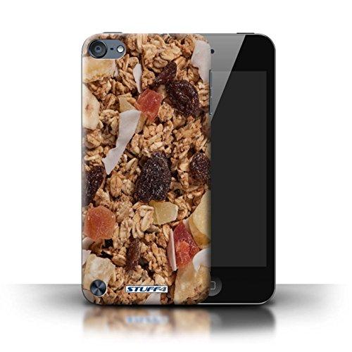 Stuff4 Hülle / Hülle für Apple iPod Touch 5 / Tropischen Müsli Muster / Getreide Kollektion (Fun Müsli Schalen)