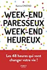 Week-end paresseux week-end heureux par Onstad