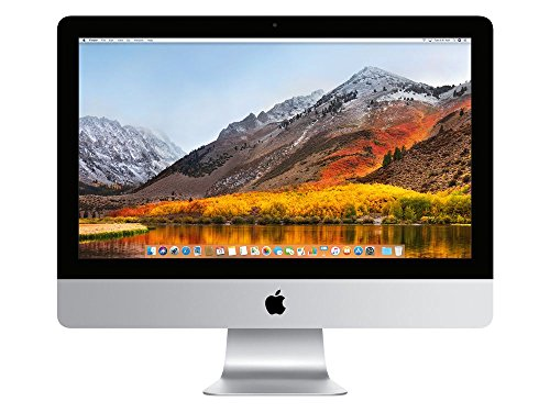 "Apple iMac, 21"", Intel Quad-Core i5 3,0 GHz, 1 TB HDD, 8 GB RAM, 2017"