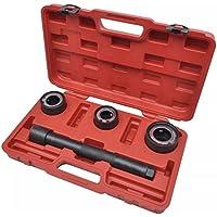 Kit de herramienta de 4 pcs de extraer y de instalación de rótula de dirección (