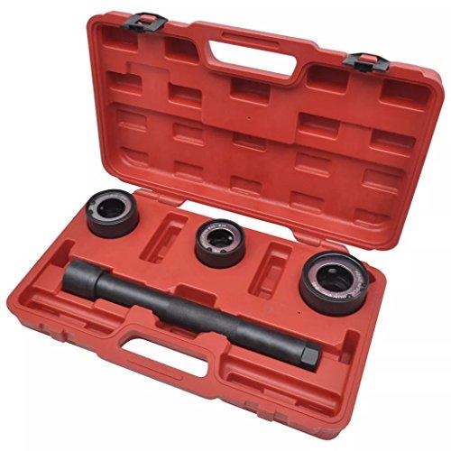 Werkzeug-Set, 4-teilig, zum Entfernen und Installieren von Kugelgelenk, 48 x 30 x 9 cm (L x T x H)