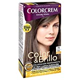 Colorcrem Color & Brillo Tinte Capilar Naturales Intensos Color Rubio Ceniza