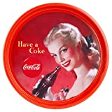 "Tablett, ""Coca Cola"", 33x4cm, Vintage"