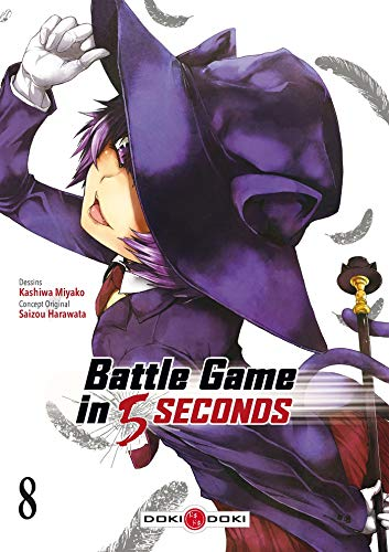 Battle Game in 5 Seconds Edition simple Tome 8