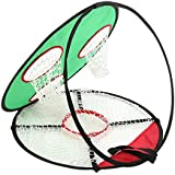Balight Golf Collecting Net Three-laps Chipping Practice Net
